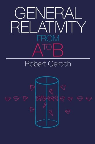 General Relativity from A to B
