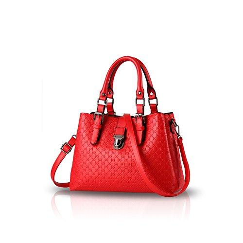 purse shoulder bag for minimalist bag bag Red new handbag amp;Doris handbag Messenger fashion Nicole Black women big xq7Y0HwROK