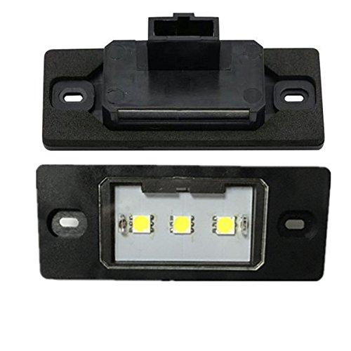 20 opinioni per Illuminazione LED per targa, non omologata con SMD 5050,molto luminosi,