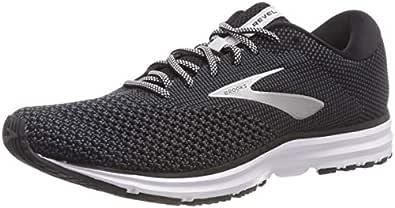 Brooks Australia Men's Revel 2 Road Running Shoes, Black/Grey, 9 US