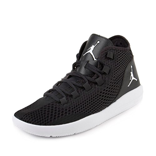 Nike Jordan Men's Jordan Reveal Black/White/Black/White Basketball Shoe 10 Men (Jordan Shoes Casual)