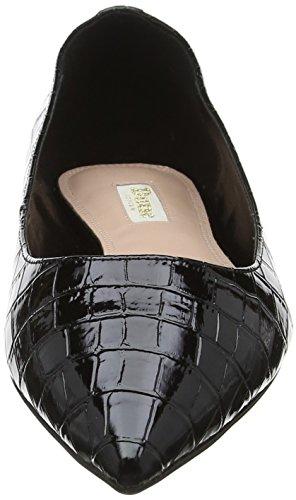 Dune Damen Aeron Geschlossene Ballerinas Black (Black-Croc)