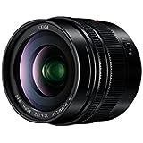 Panasonic LUMIX G LEICA DG SUMMILUX Lens, 12mm, F1.4 ASPH., Wide Angle, Professional Mirrorless Micro Four Thirds, H-X012 (USA BLACK)