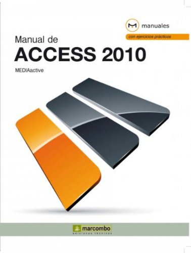 amazon com manual de access 2010 spanish edition ebook rh amazon com access 2010 manual español pdf access 2010 manual