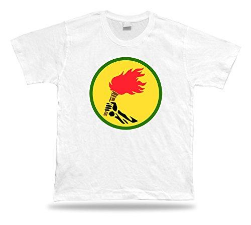 (ZAIRE FLAG democratic republicof the congo souvenir Funny Tshirt Classic Apparel)