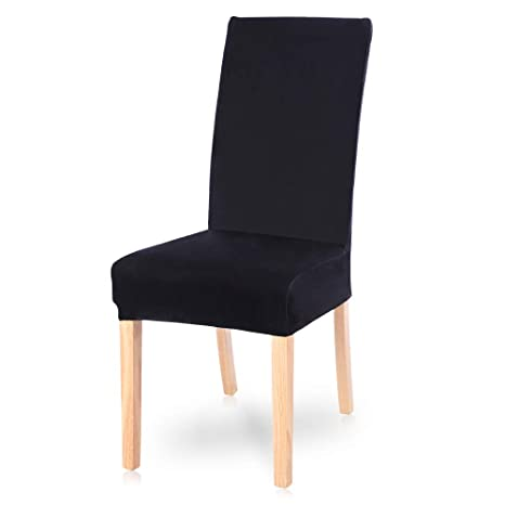 Muzi - Fundas elásticas para sillas de Comedor, Fundas ...