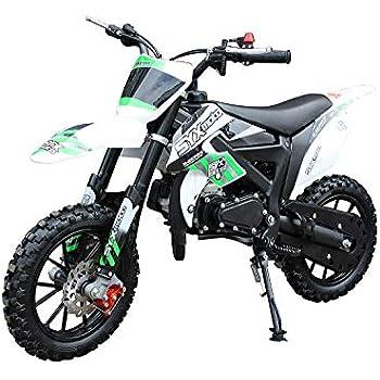 Excellent Amazon Com Syx Moto Kids Mini Dirt Bike Gas Power 2 Stroke Inzonedesignstudio Interior Chair Design Inzonedesignstudiocom