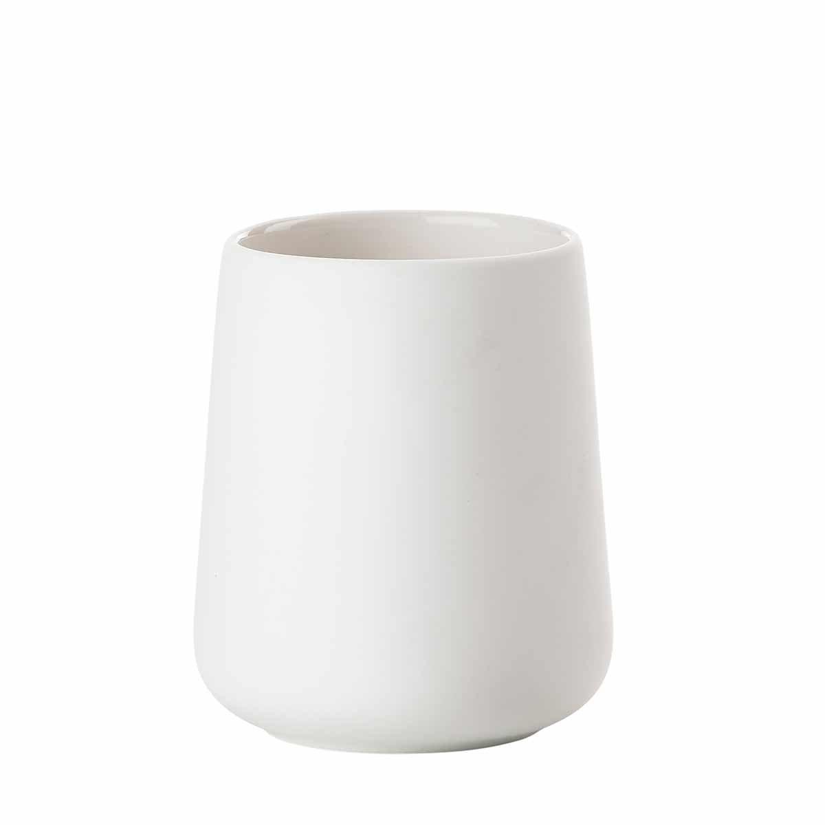Nova One Toothbrush Mug WHITE