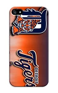 LarryToliver Customizable Baseball Detroit Tigers iphone 5/5s Best Rubber Cover Case-Creative New Life