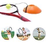 DEARWEN Tennis Trainer Rebound Ball,Solo Tennis