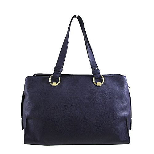 Borsa Shopping Liu Jo Etampes Dress Blue