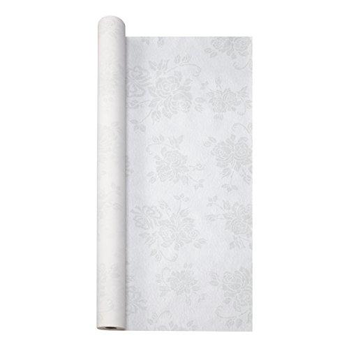 (Hoffmaster 260046 Linen-Like Tablecover Roll, 100' Length x 40