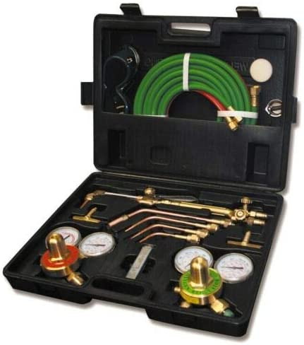 New Gas Welding Cutting Kit Torch Brazing Fits VICTOR Type