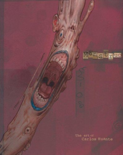 Download Monstruo: The Art of Carlos Huante pdf