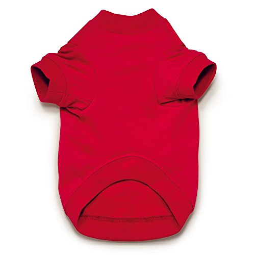 Image of Zack & Zoey Basic Tee Shirt for Dogs, 10