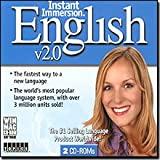 Instant Immersion English 2.0 (2 CD ROM Jewel Case) (P фото