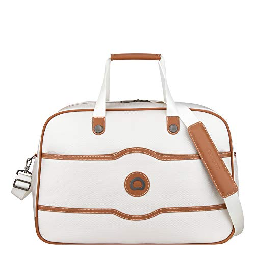 DELSEY Paris Luggage Chatelet Soft Air Weekender Duffel, Champagne, One Size