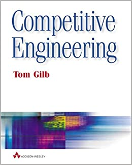 competitive engineering a handbook for systems engineering requirements engineering and software engineering using planguage
