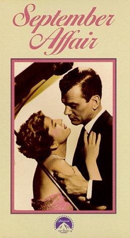 September Affair [VHS]