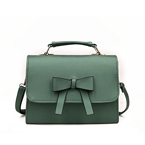 Sweet Bow Gwqgz New Handbag Small Lady's Single Bag Bag Spanning Skew Square Shoulder qIwwxR