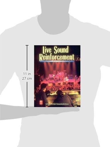 Live Sound Reinforcement (Mix Pro Audio Series) by Hal Leonard