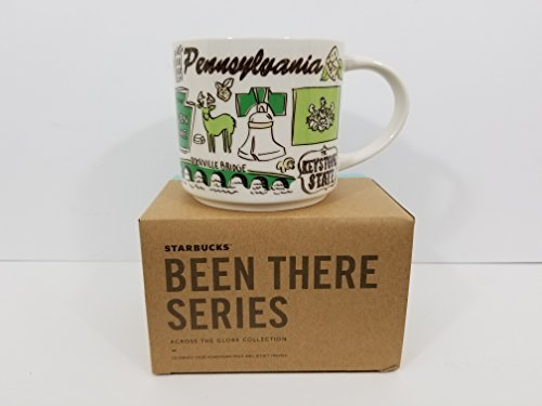 Starbucks Been There Series Pennsylvania Mug