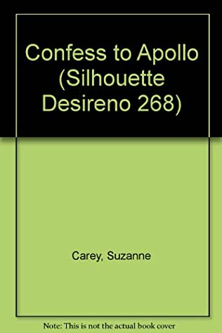 book cover of Confess to Apollo