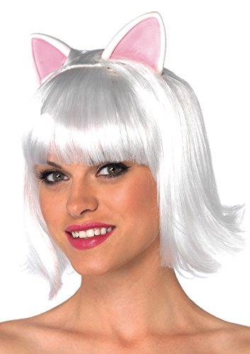 Kitty Kat Bob Wig Costume -