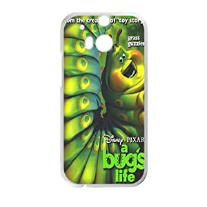 RHGGB A bug's life Case Cover For HTC M8 Case