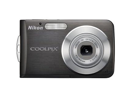 amazon com nikon coolpix s210 8 0mp digital camera with 3x optical rh amazon com Nikon D3000 Manual Nikon D7200 Manual