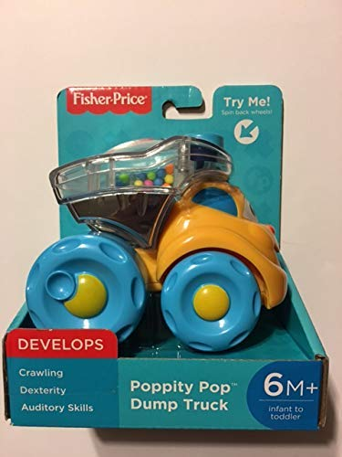Fisher- Price Poppity Pop Dump Truck