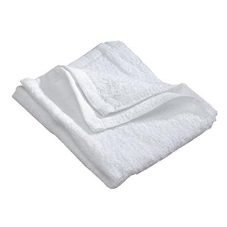 Plain 100% algodón egipcio de toalla para la cara - 30 x 30 - Pack de 12: Amazon.es: Hogar