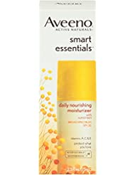 Aveeno Smart Essentials Daily Nourishing Moisturizer Oil Free With Broad Spectrum Spf 30, 2.5 Oz
