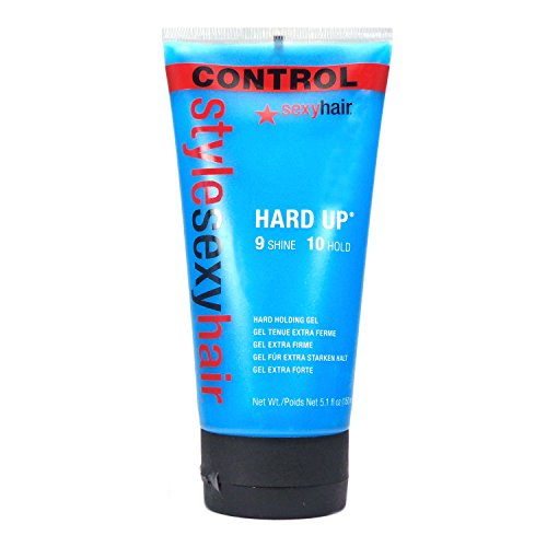 Red Extreme Hair Color Gel - SEXYHAIR Style Hard Up Hard Holding