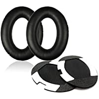 ITIS Replacement Earpad ear pad Cushions & Inner Foam Mats For Bose AE2 AE2i AE2w Headphone With IT IS Logo Headphone Cable Cord Clip