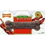 Nylabone Healthy Edibles Longer Lasting Bacon Wolf