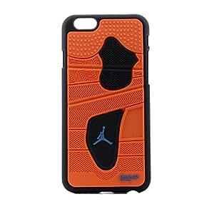 Amazon.com: Michael Air Jordan Apple Iphone 6 Case Cover