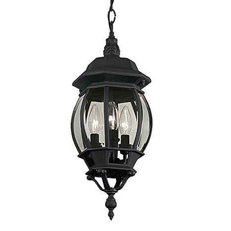 large outdoor pendant light rectangular portfolio 2067in black outdoor pendant light amazoncom light home