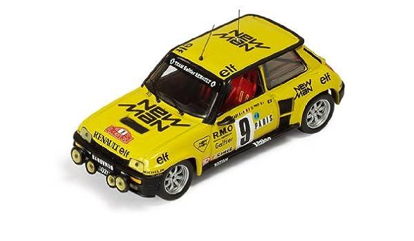Renault 5 Turbo Rally Monte Carlo no 9 - 1982: Amazon.es: Juguetes y juegos