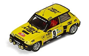 Renault 5 Turbo Rally Monte Carlo no 9 - 1982