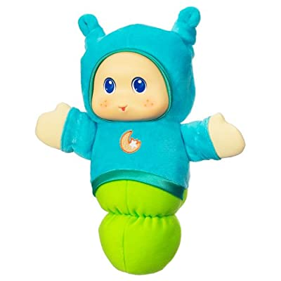 Playskool Favorites Lullaby Gloworm Toy, Blue