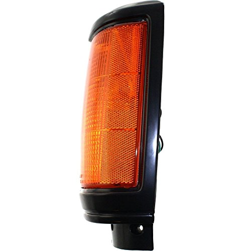 - Diften 168-C5817-X01 - New Corner Light Parking Side Marker Lamp Driver Left Ram Van 50 Pickup LH Hand