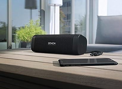 Denon DSB-50BT Envaya Pocket Portable Premium Bluetooth