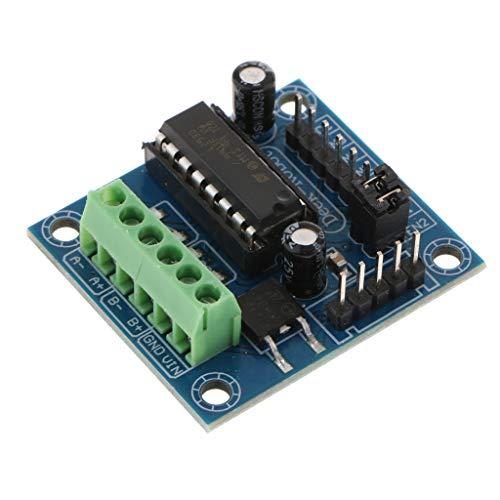 gazechimp Arduino用 L293Dモータードライブシールド モータードライブモジュール