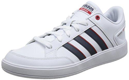 Adidas Maruni Zapatillas Hombre Escarl Gimnasia ftwbla All 000 Para De Cf Blanco Court ZvOZwBrq