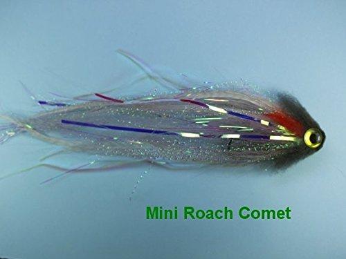Caledonia Roach Mini Comet Tube Fly por Caledonia
