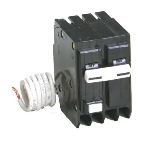 GFCB230 CUTLER HAMMER 30 Amp Double Pole BR Type GFI Breaker 2P GFCI EATON by Cutler & Hammer (Image #1)