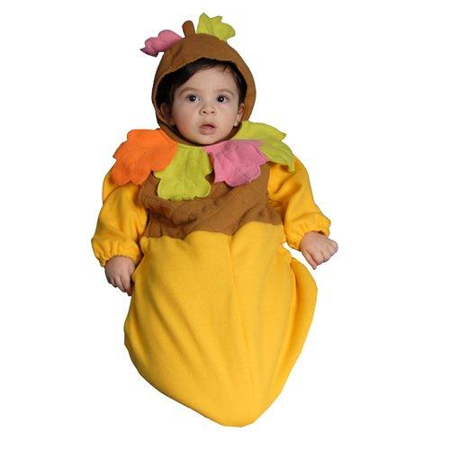 Dress Up America Infant Acorn, Multi, 0-12 Months