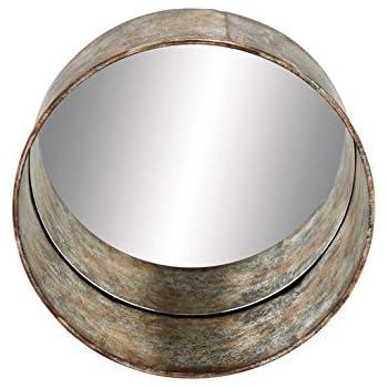 Deco 79 54448 Metal Wall Mirror