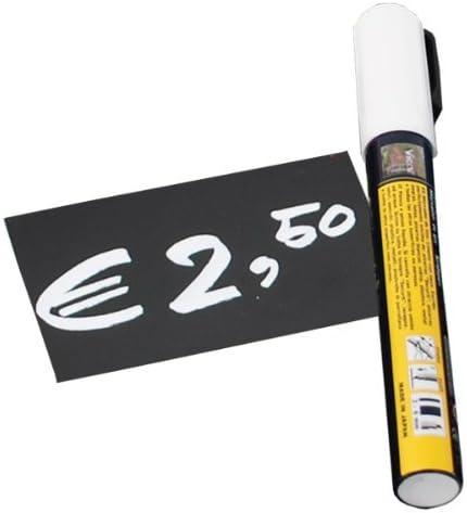 1 Kreideschreiber 5 mm Preisschilder Set inkl Schilderset 20 x A8 Schilder